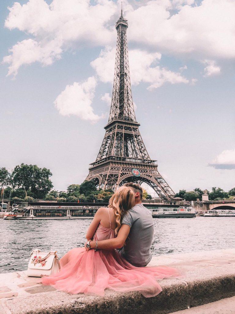 migliori location da cui fotografare la Tour Eiffel-bordo-senna