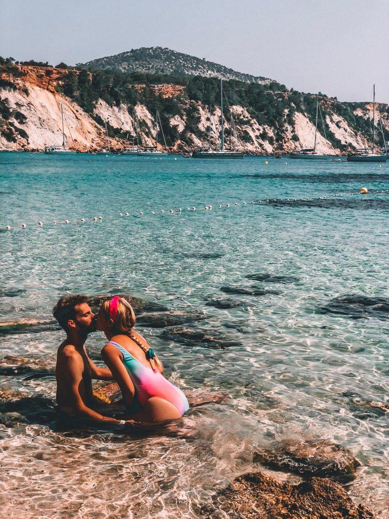 migliori spiagge a Ibiza-cala-d'hort