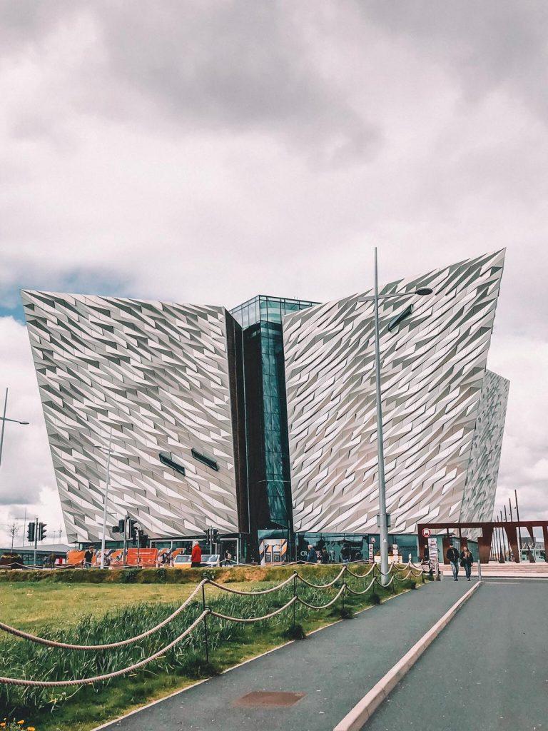 cose da vedere a Belfast in un giorno-titanic