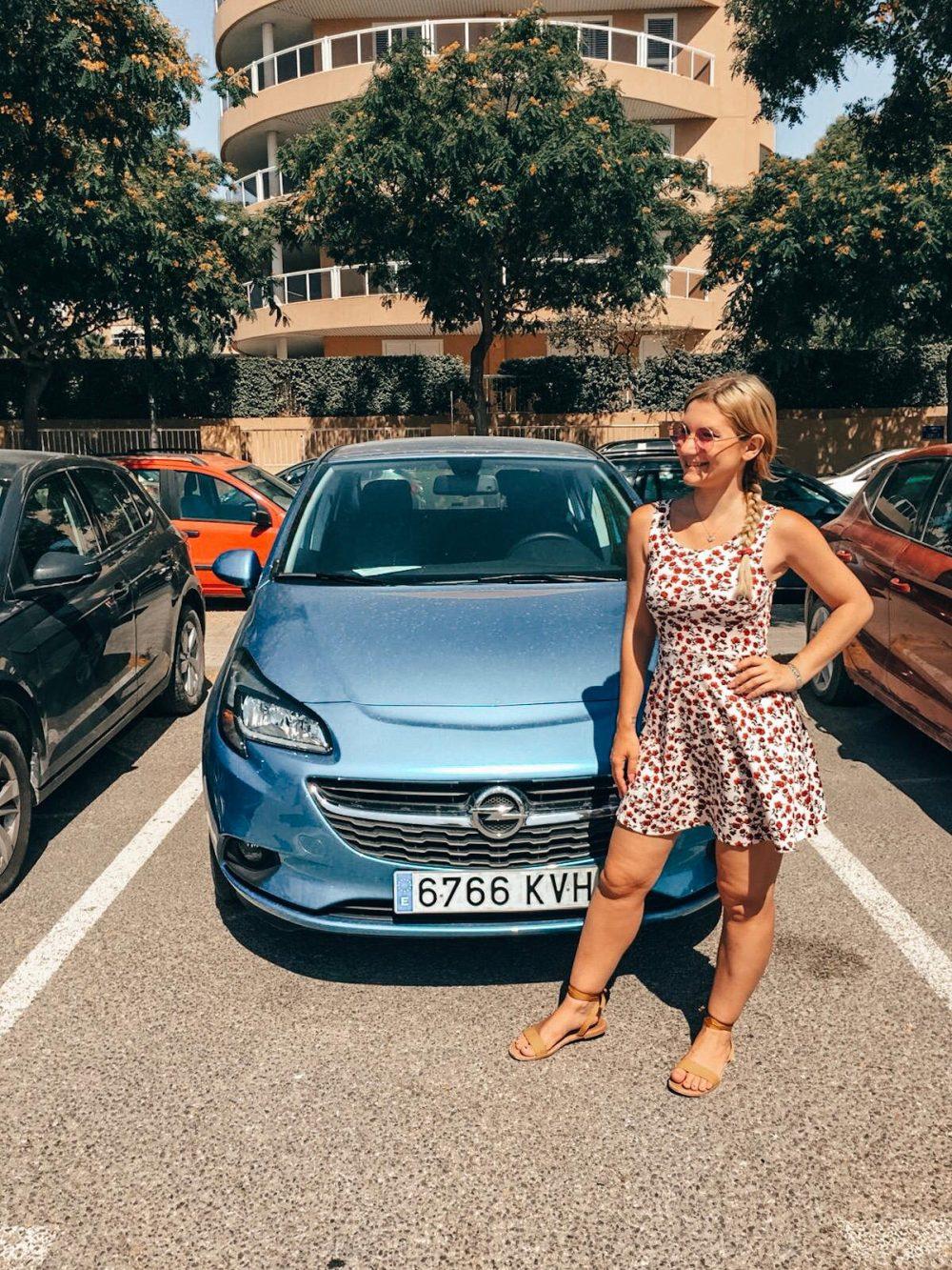 parcheggi gratuiti a Ibiza-sara
