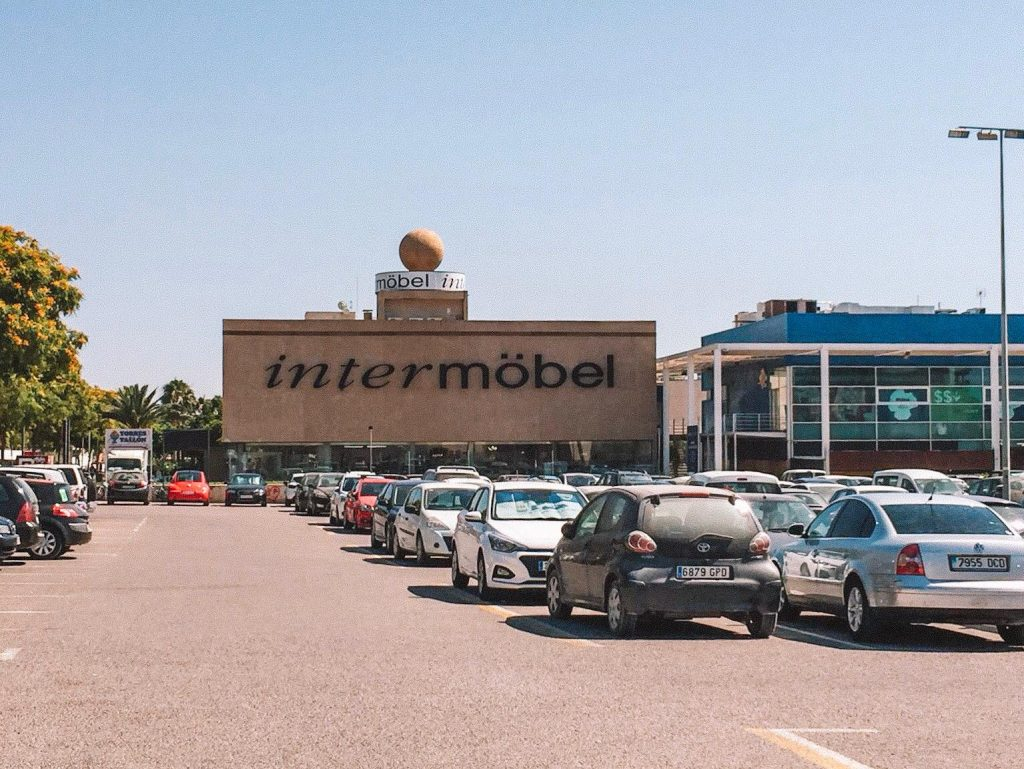 parcheggi gratuiti a Ibiza-parcheggio-multicines