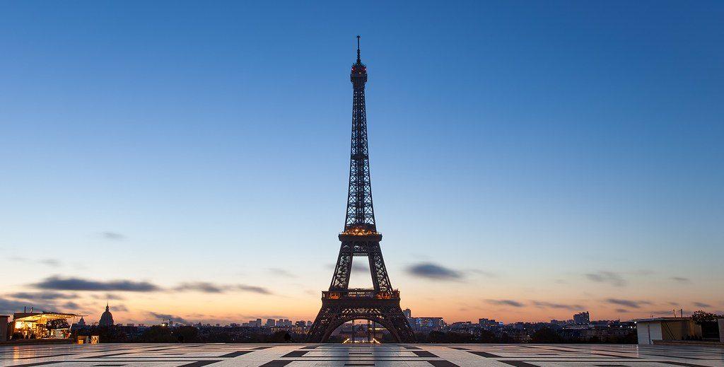 migliori location da cui fotografare la Tour Eiffel-trocadero