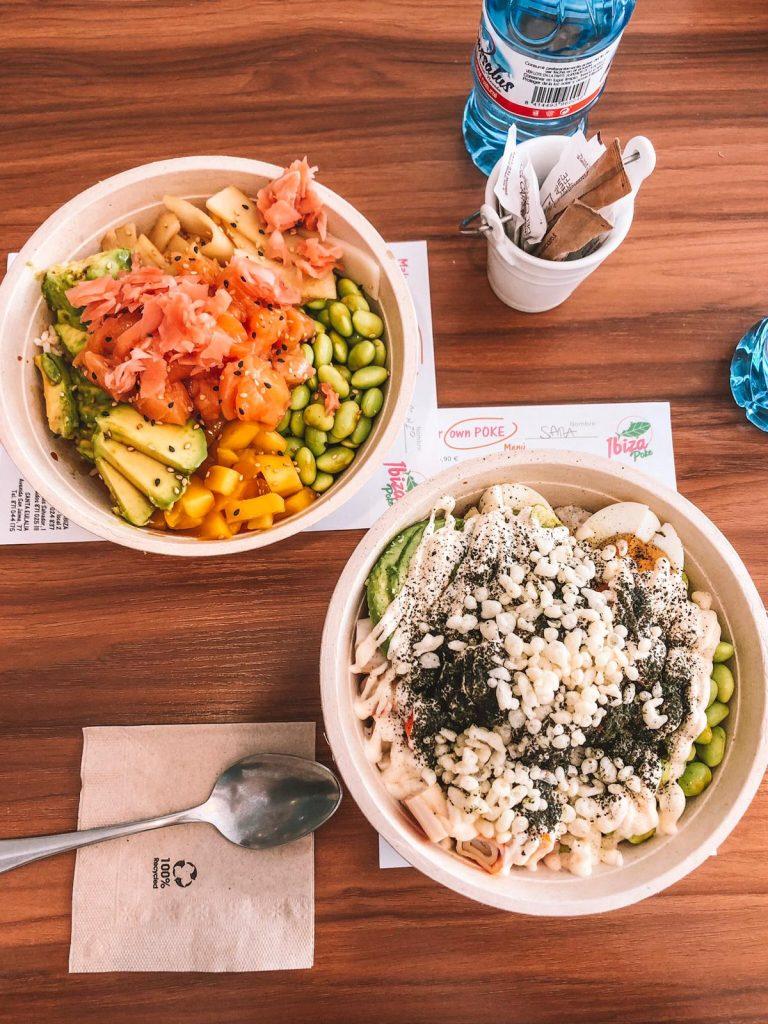 ristoranti economici a Ibiza-poke-bowl