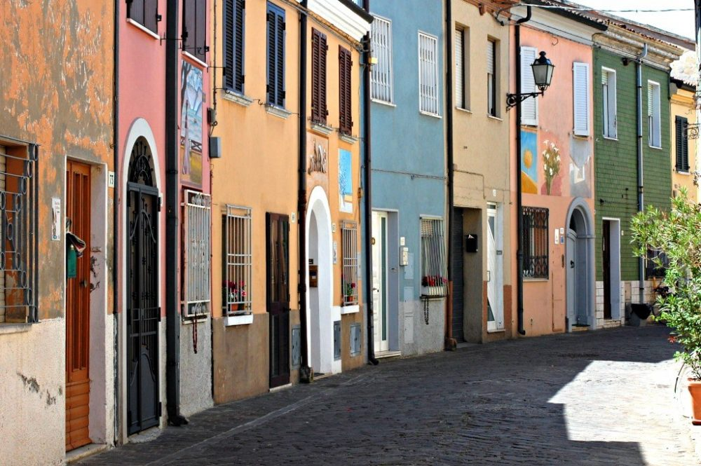 Borgo San Giuliano-via