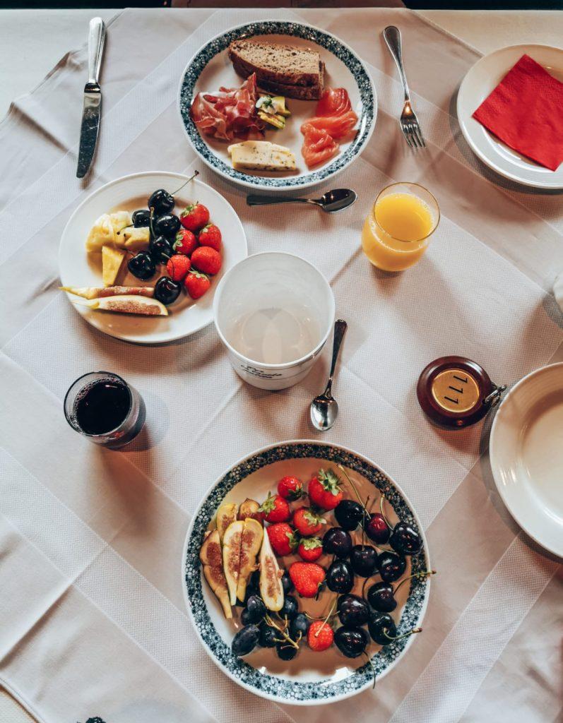 Hotel Frida Am Wald-colazione