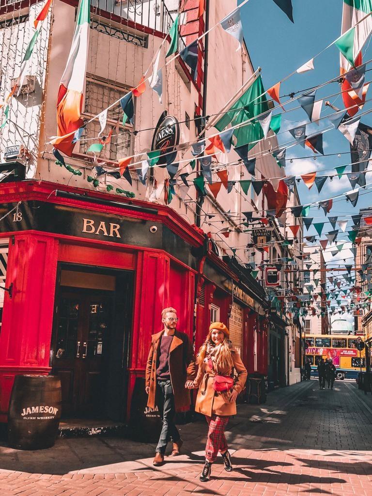 itinerario di Dublino in un giorno-4-dame-lane