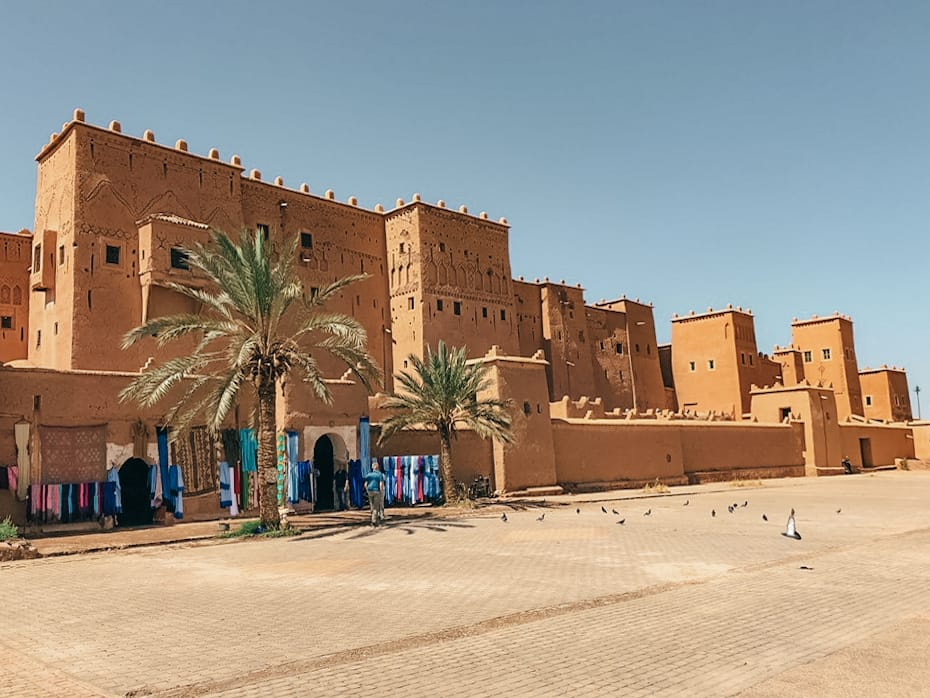 cosa vedere a Ouarzazate-kasbah