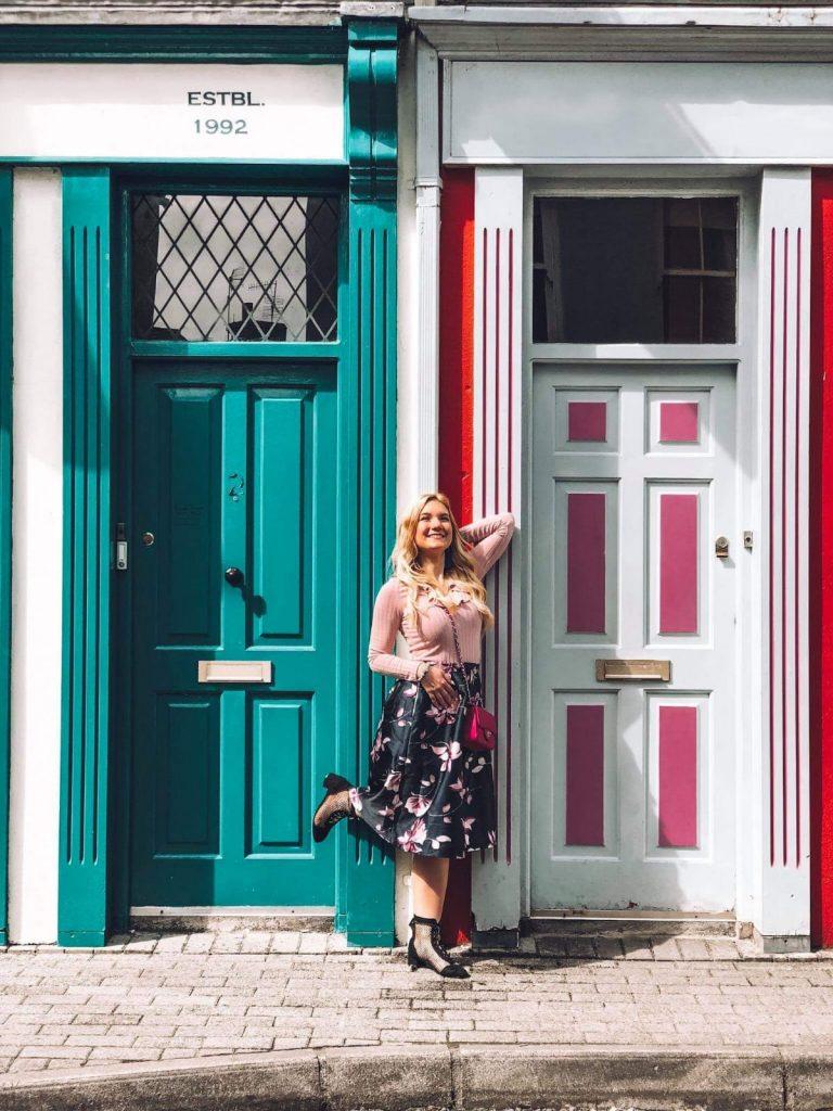 cosa vedere a Kinsale-porte-colorate
