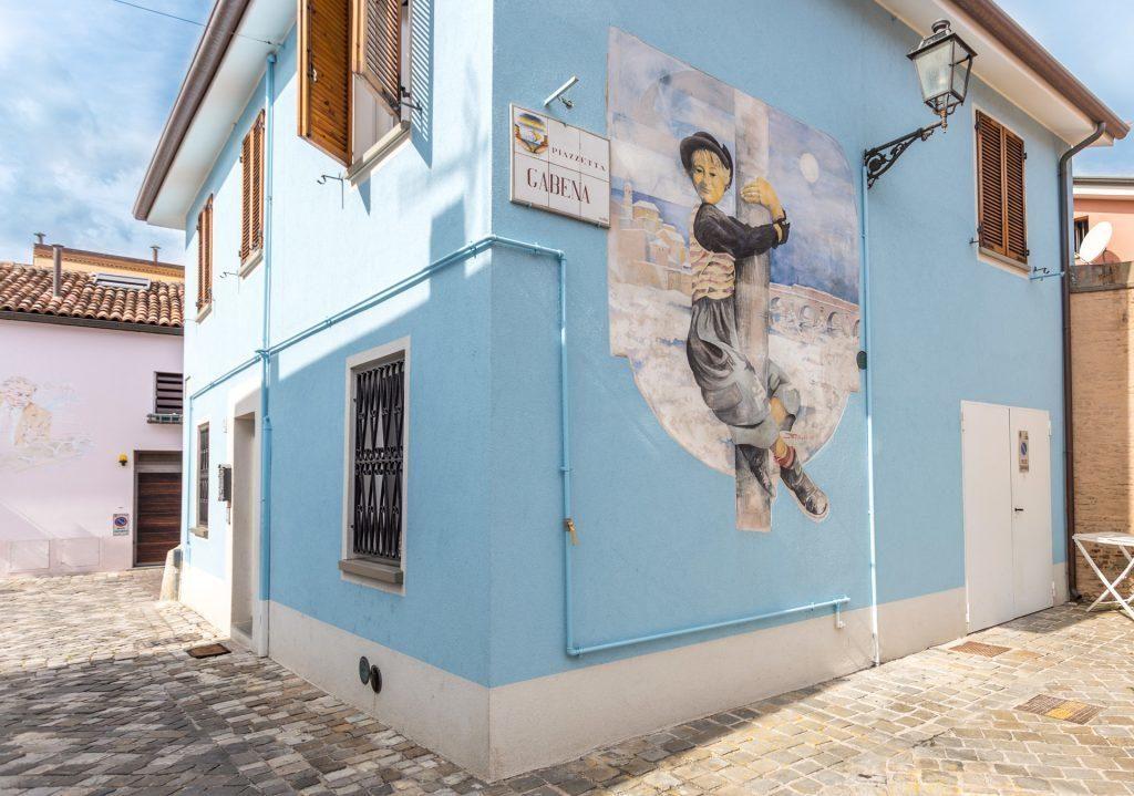 Borgo San Giuliano-murales