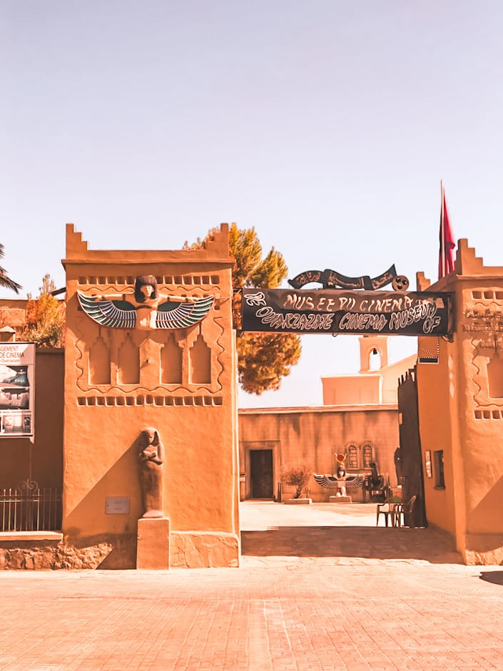 cosa vedere a Ouarzazate-museo-del-cinema