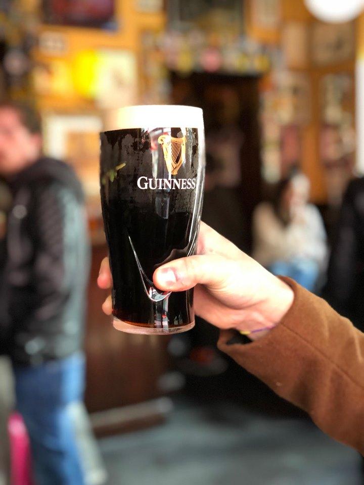 itinerario di Dublino in un giorno-guinness-temple-bar
