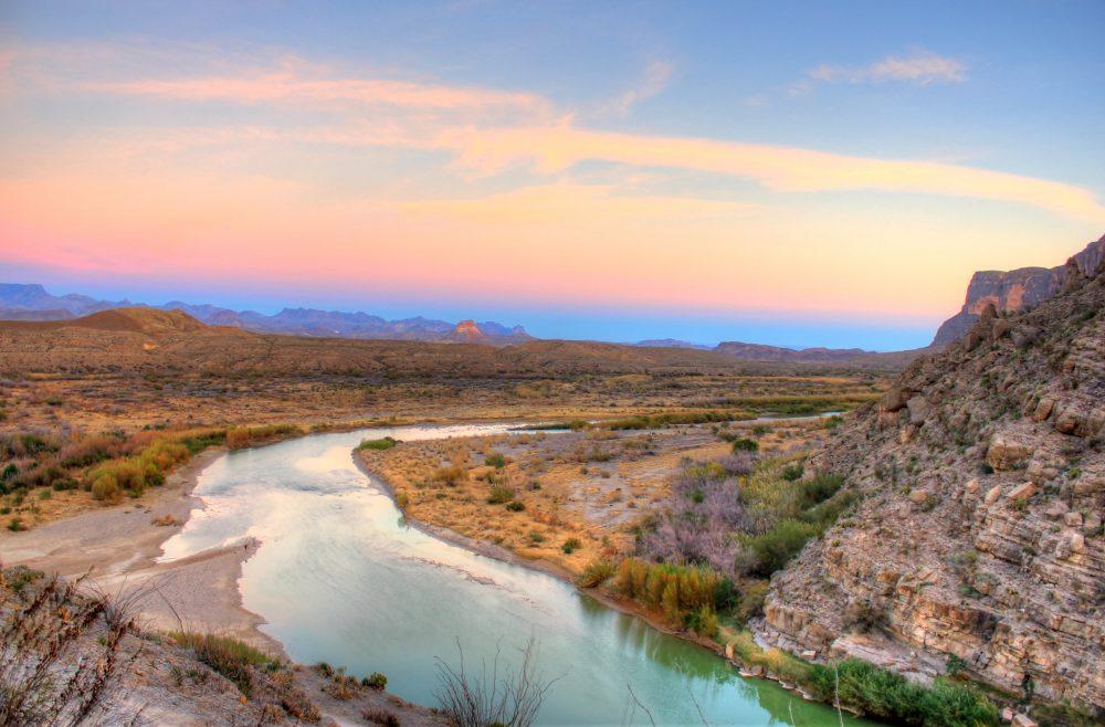 riscoperta dell'America-big-bend-national-park