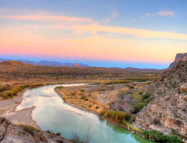 riscoperta dell'America-big-bend-national-park