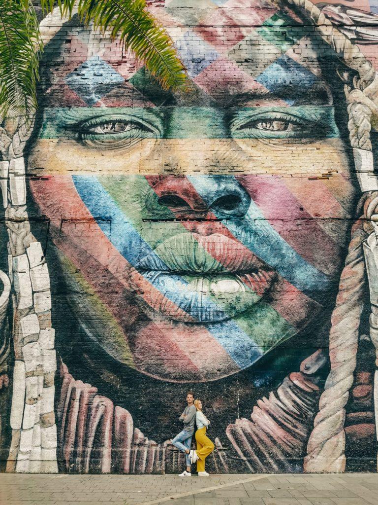 come muoversi a Rio de Janeiro-murales-rio
