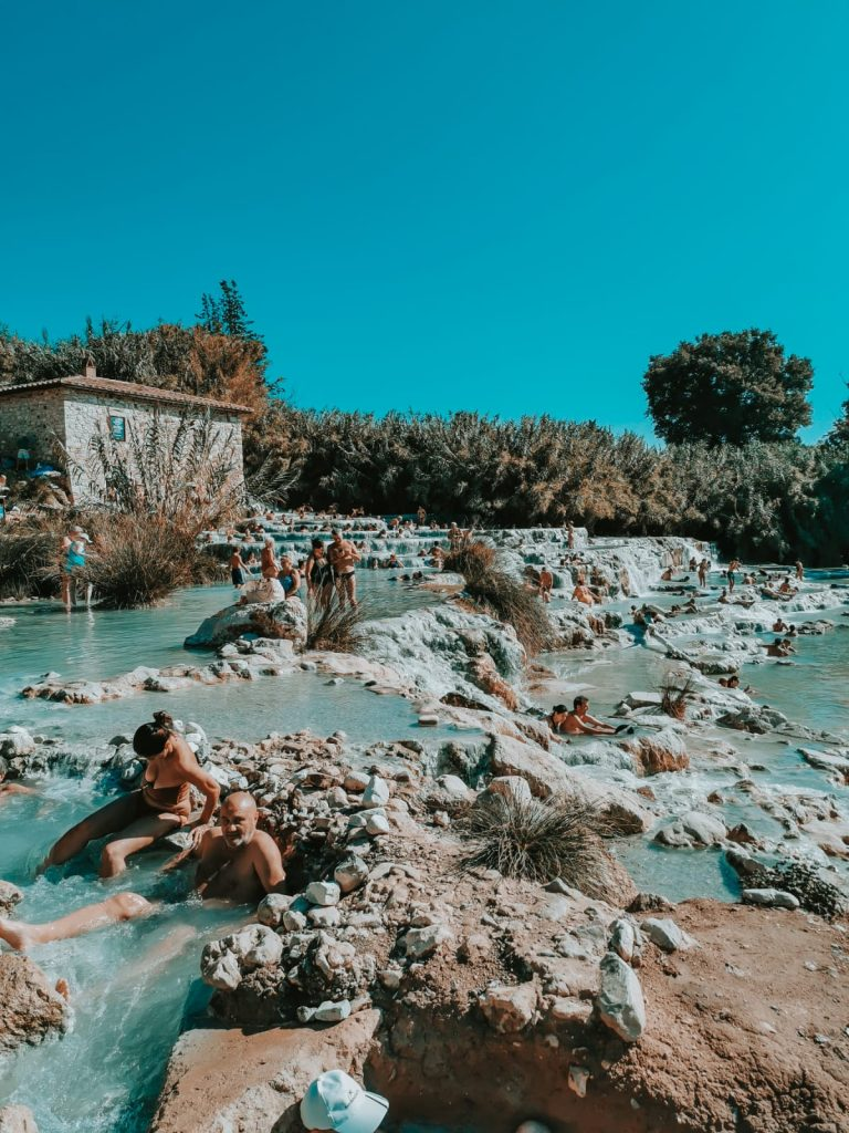 Terme di Saturnia gratis-acque-termali