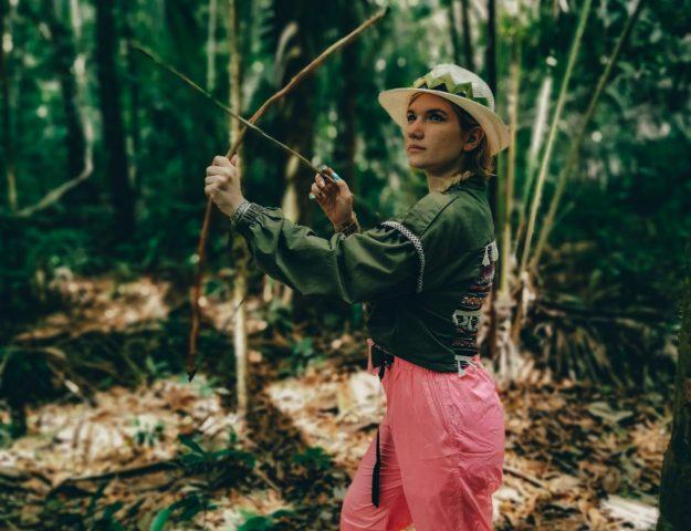 come vestirsi nella foresta amazzonica