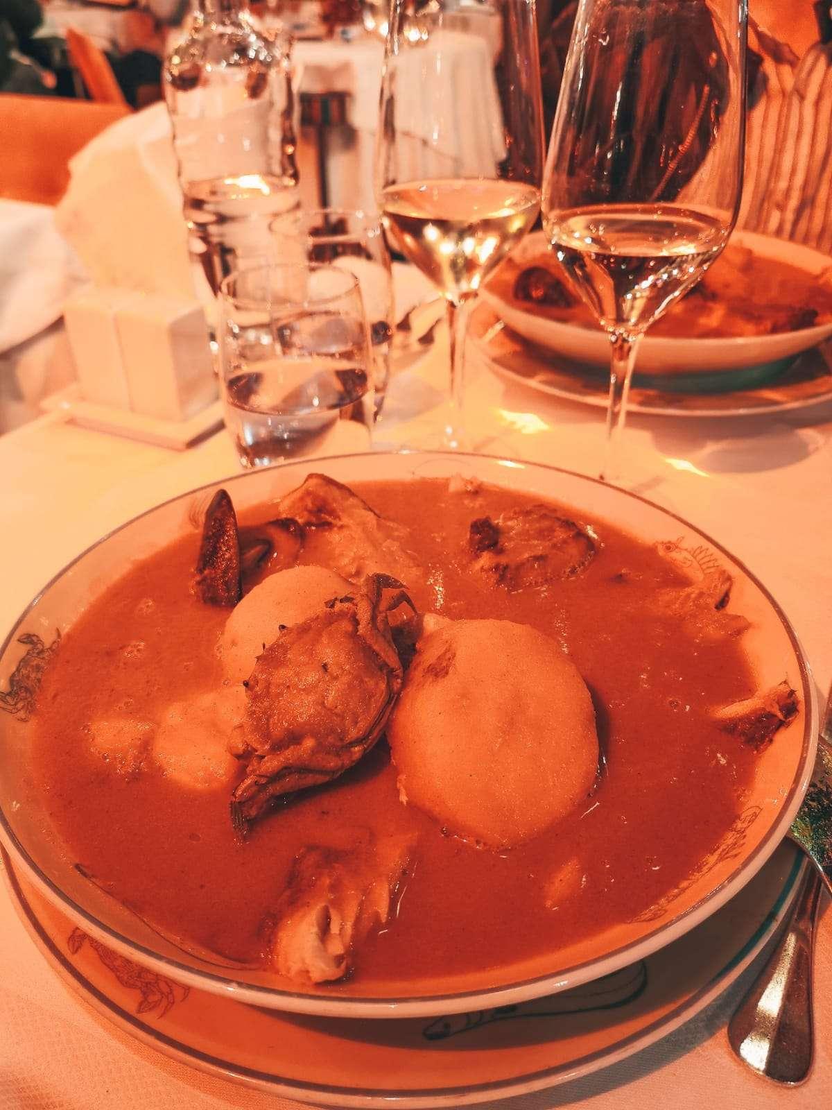 cosa mangiare a Marsiglia-bouillabasse