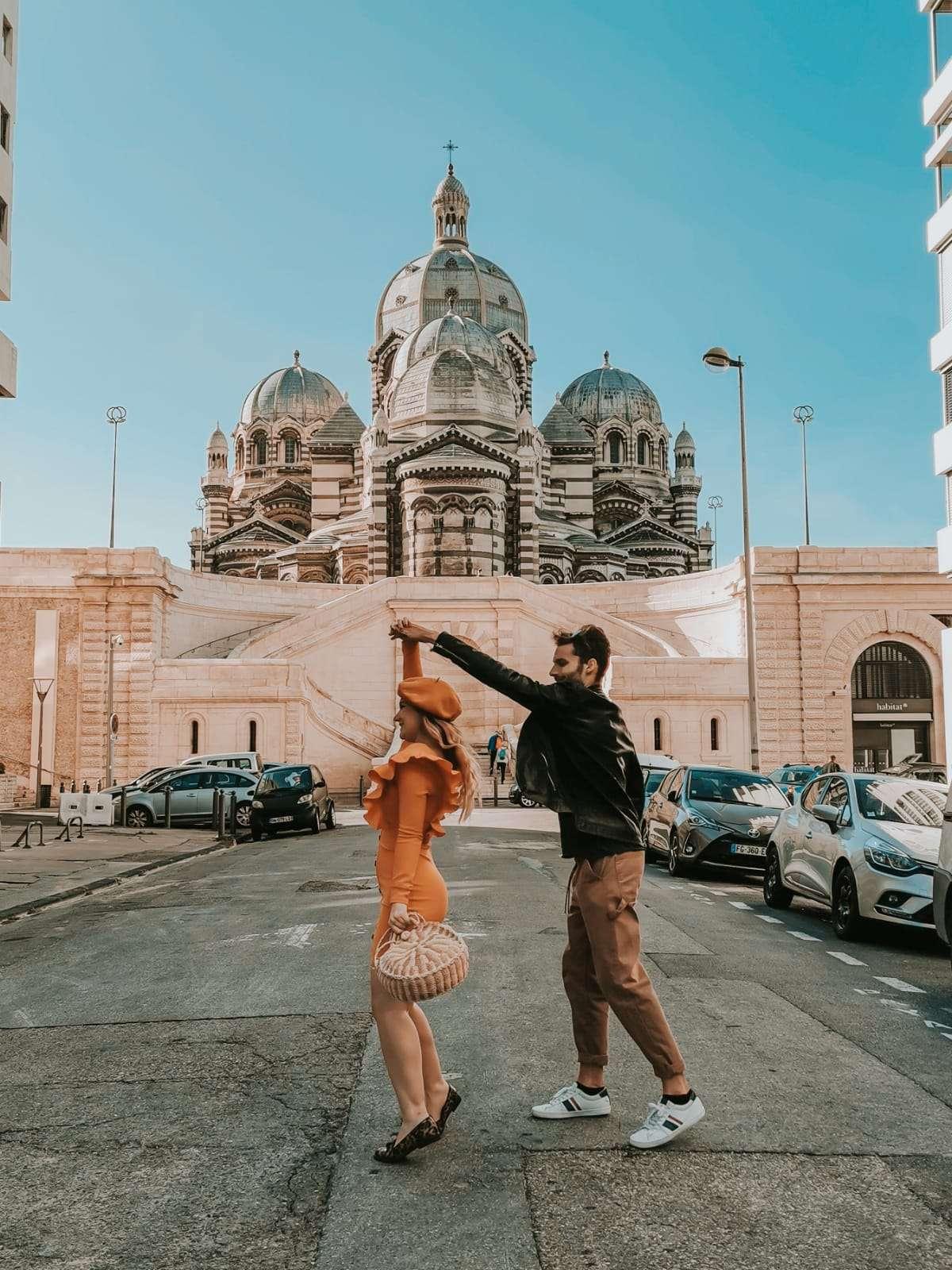 luoghi instagrammabili a Marsiglia-la-major
