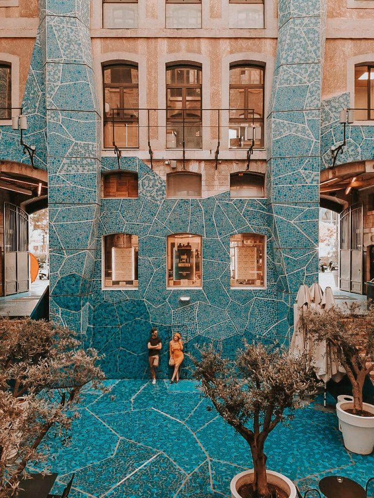 luoghi instagrammabili a Marsiglia-les-docks