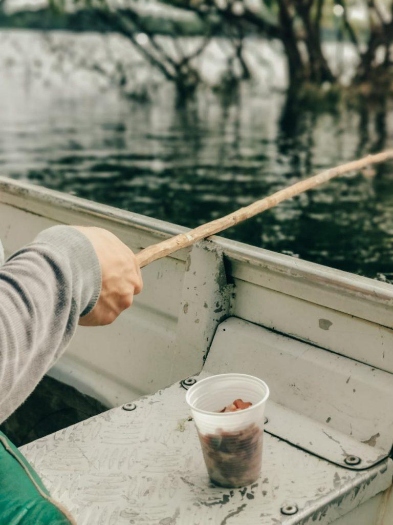 cosa fare in Amazzonia-pesca-piranha