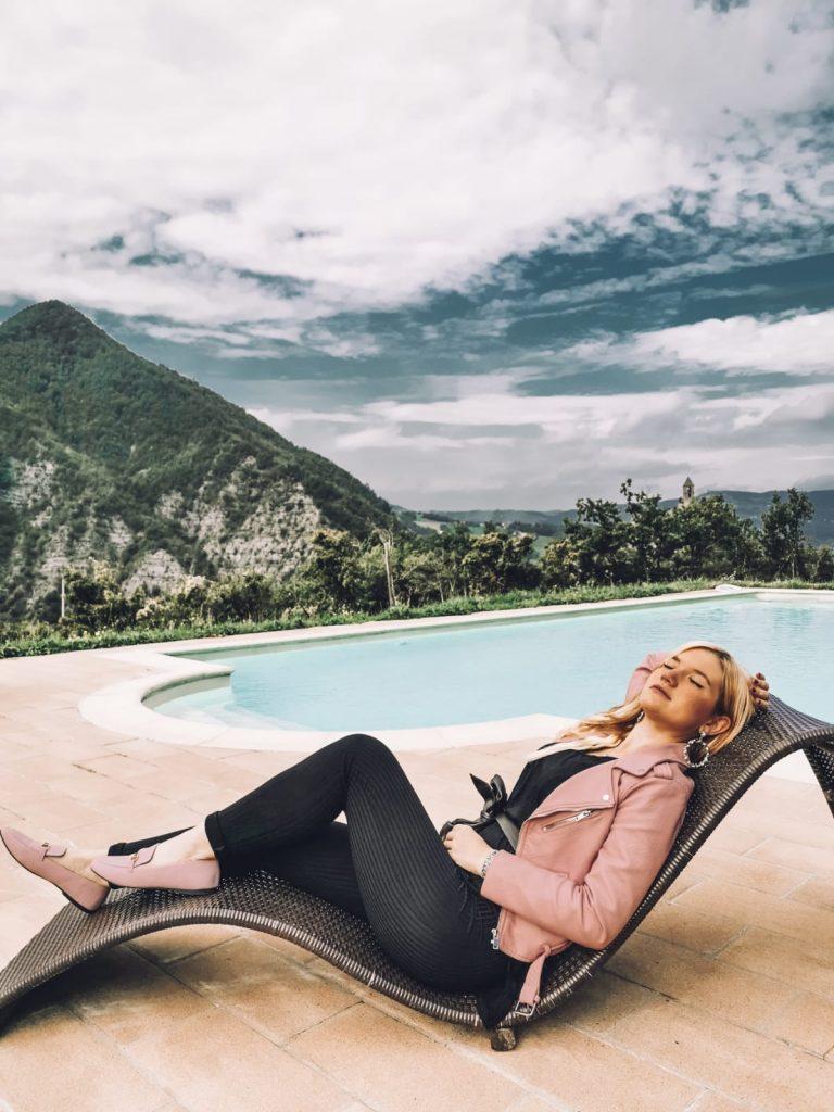 turismo esperienziale-piscina