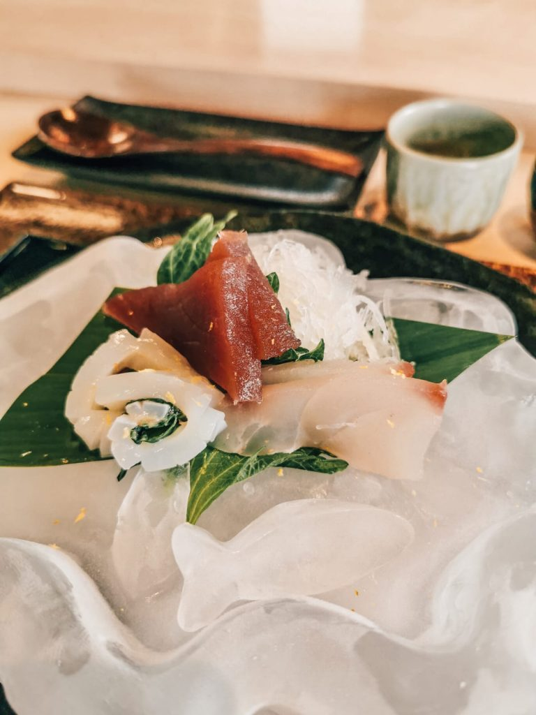 dove mangiare a Marsiglia-sashimi-tabi