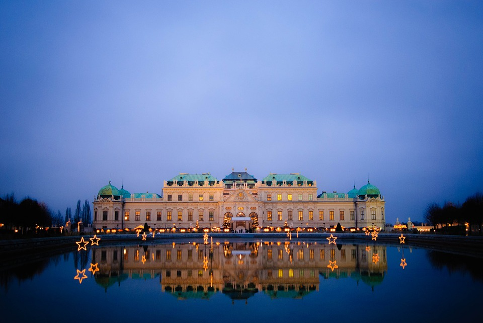 cosa fare a Vienna quando piove-palazzo