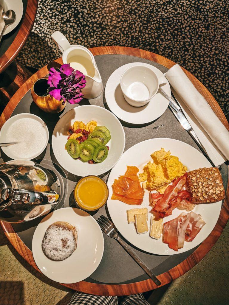 dove dormire a Vienna-colazione-das-triest