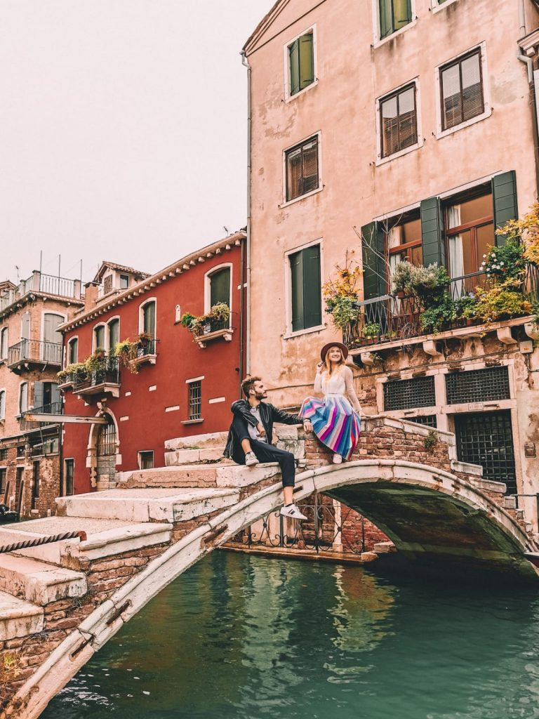 Venezia in un giorno-ponte-chiodo