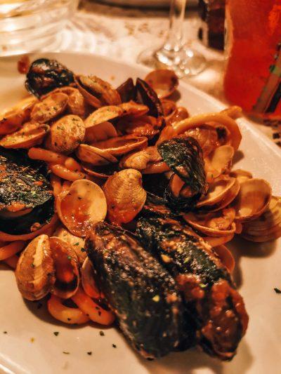 migliore osteria di Venezia-primo-piatto
