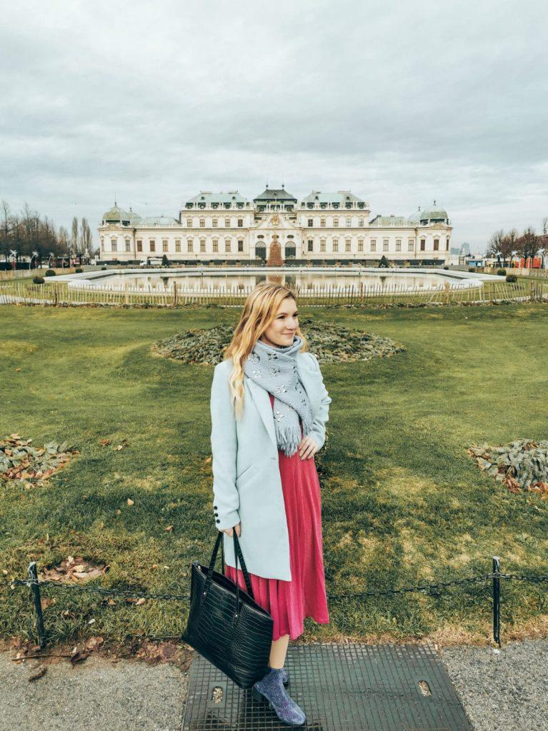 cosa fare a Vienna quando piove-belvedere