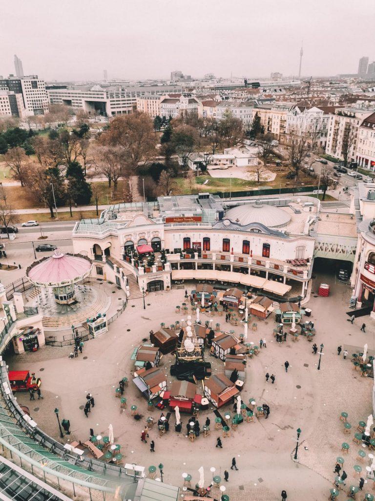 mercatini di Natale a Vienna-riesenrad