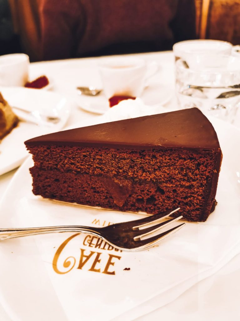 cosa mangiare a Vienna-sacher
