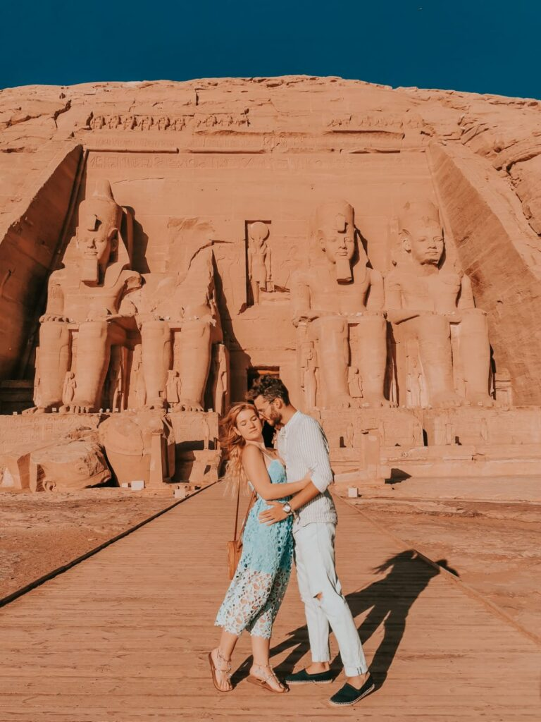 come organizzare una crociera sul Nilo-abu-simbel
