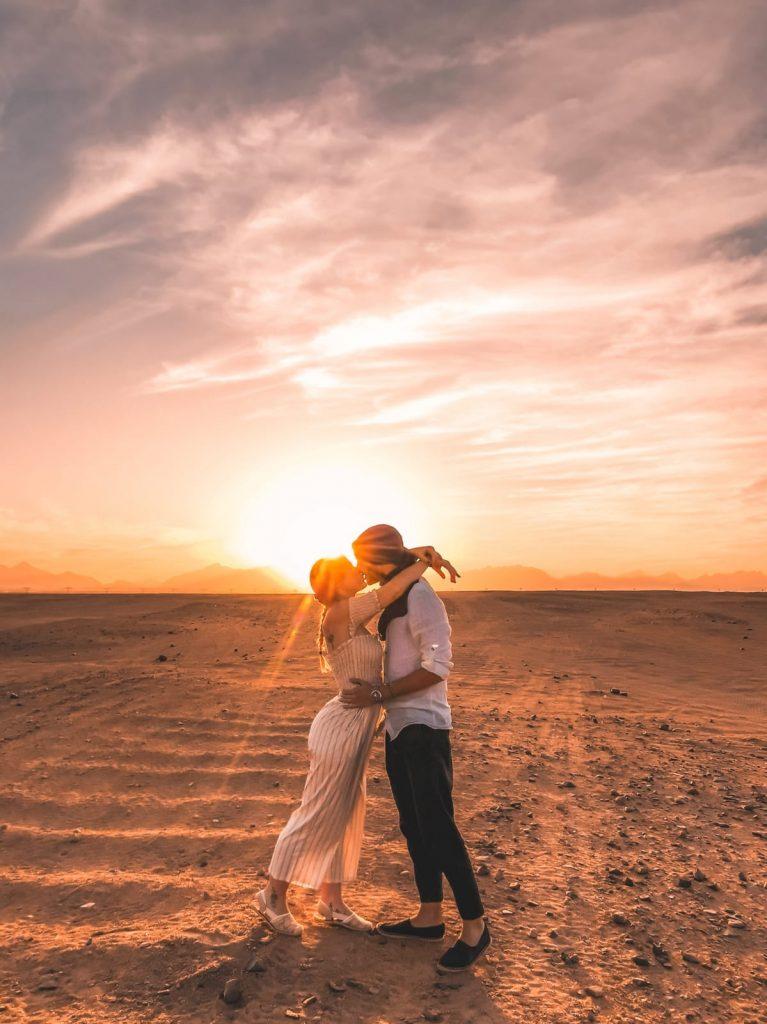 cosa fare a Hurghada-tramonto