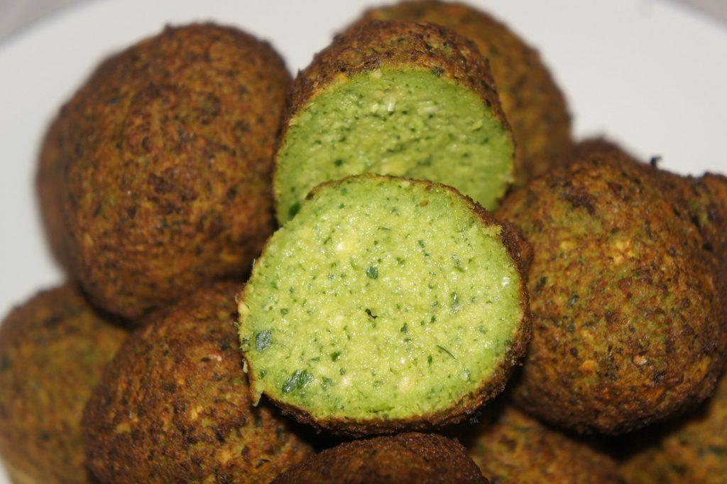 cosa mangiare in Egitto-falafel