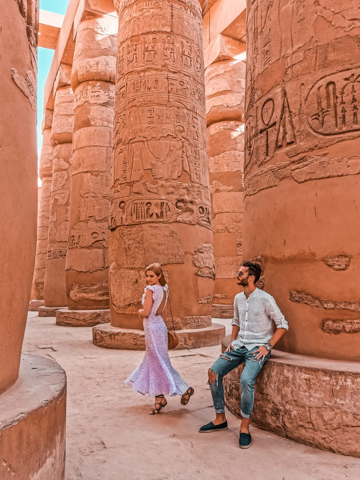 come organizzare una crociera sul Nilo-karnak-temple