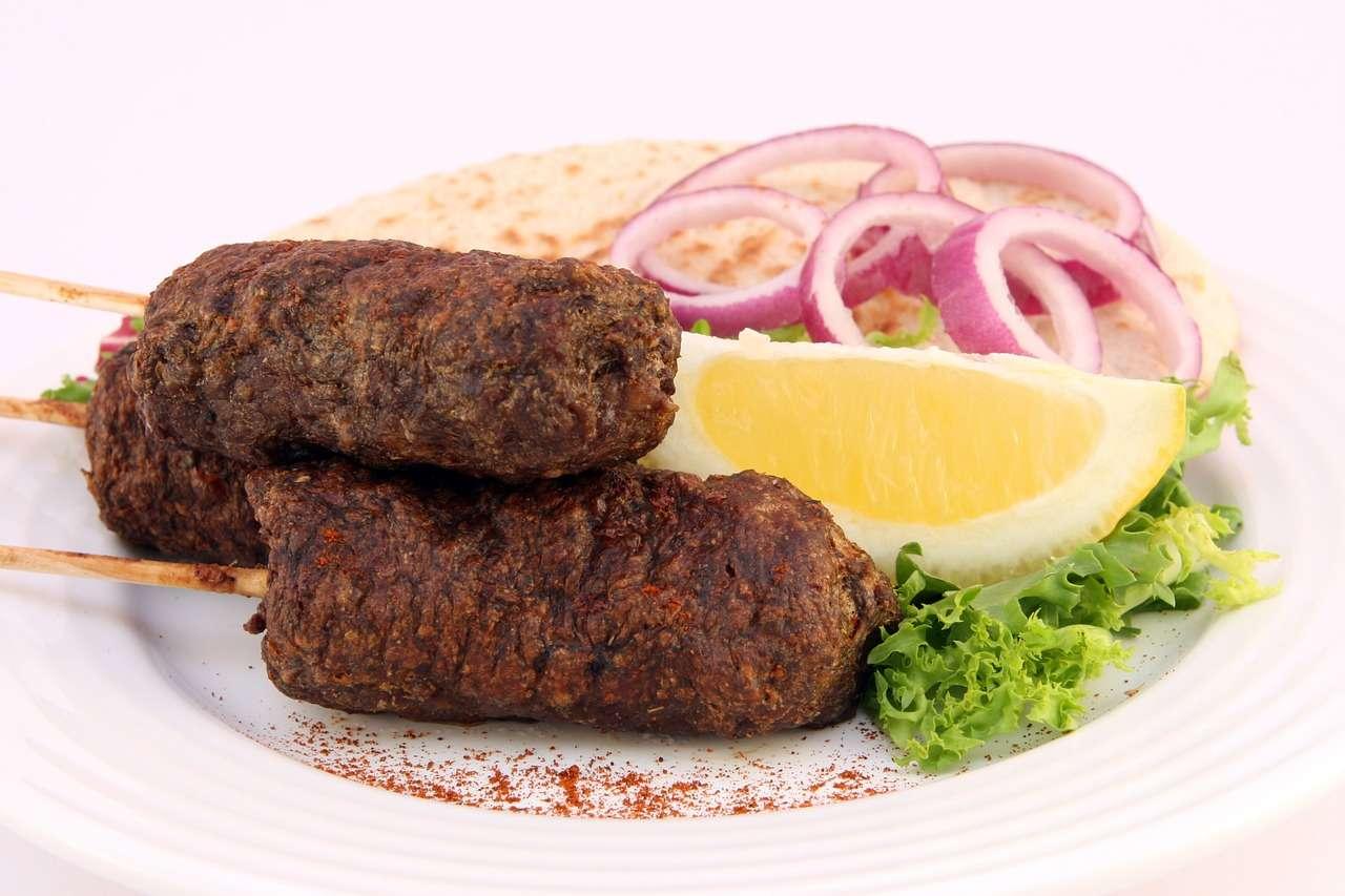 cosa mangiare in Egitto-kofta