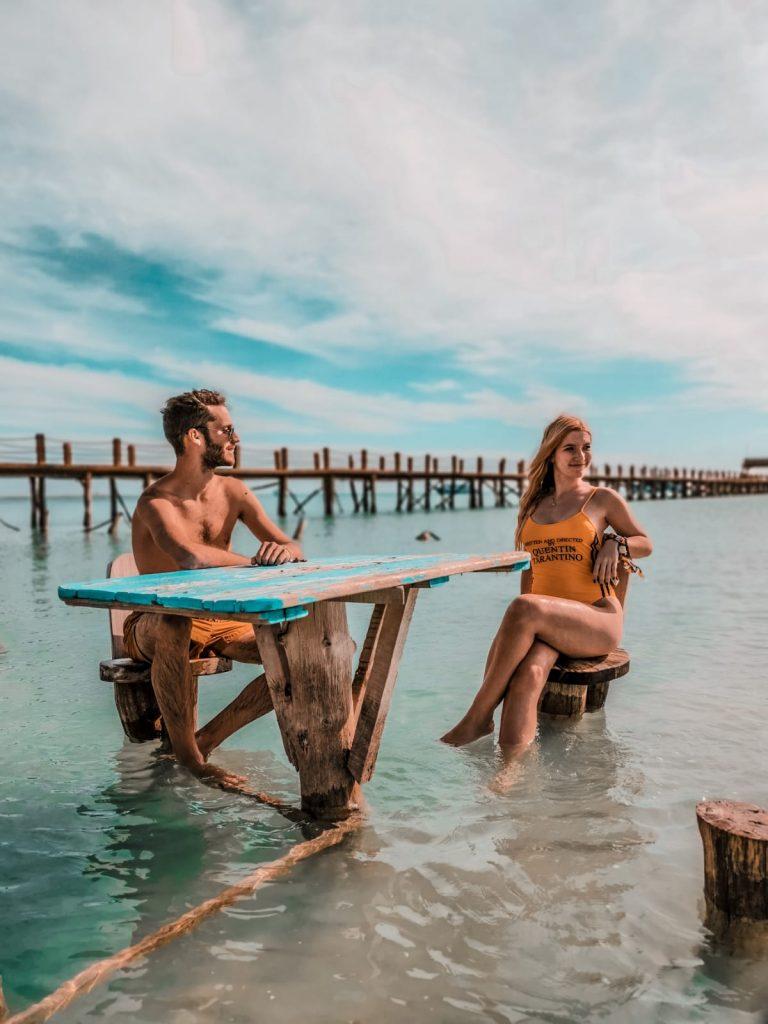cosa fare a Hurghada-tavolini-giftun-island