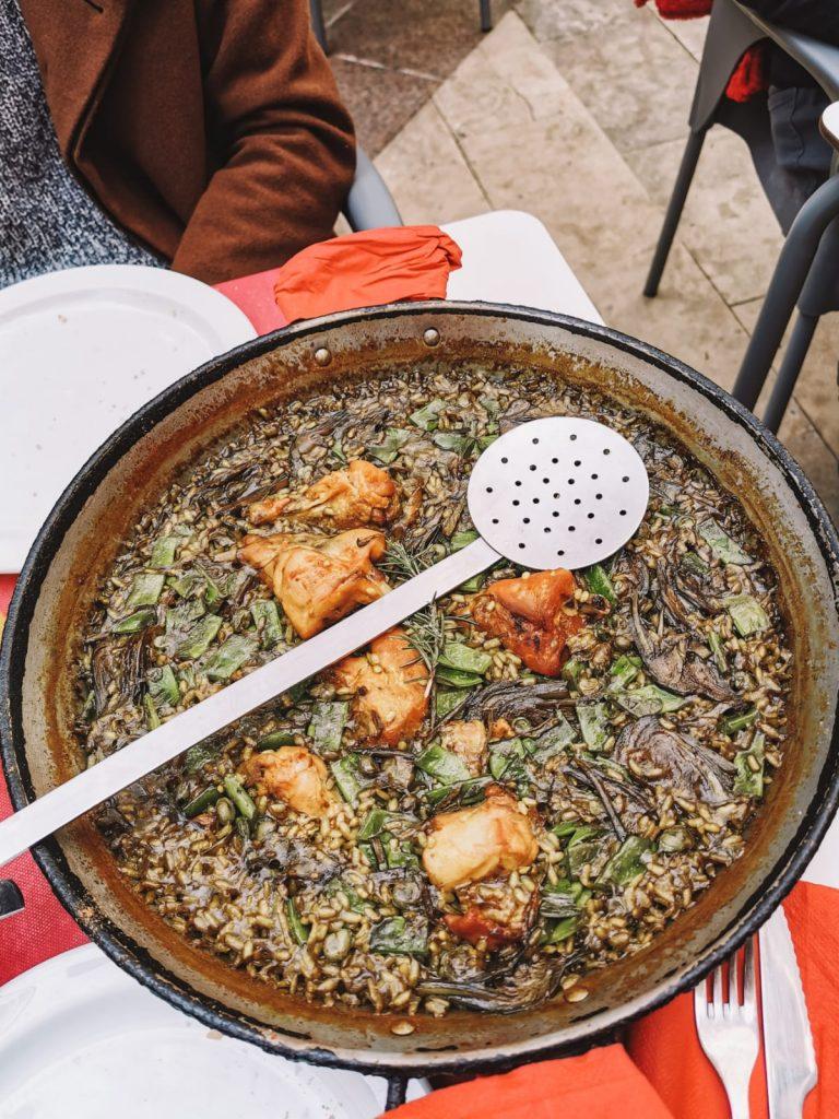 dove mangiare a Valencia-el-rall