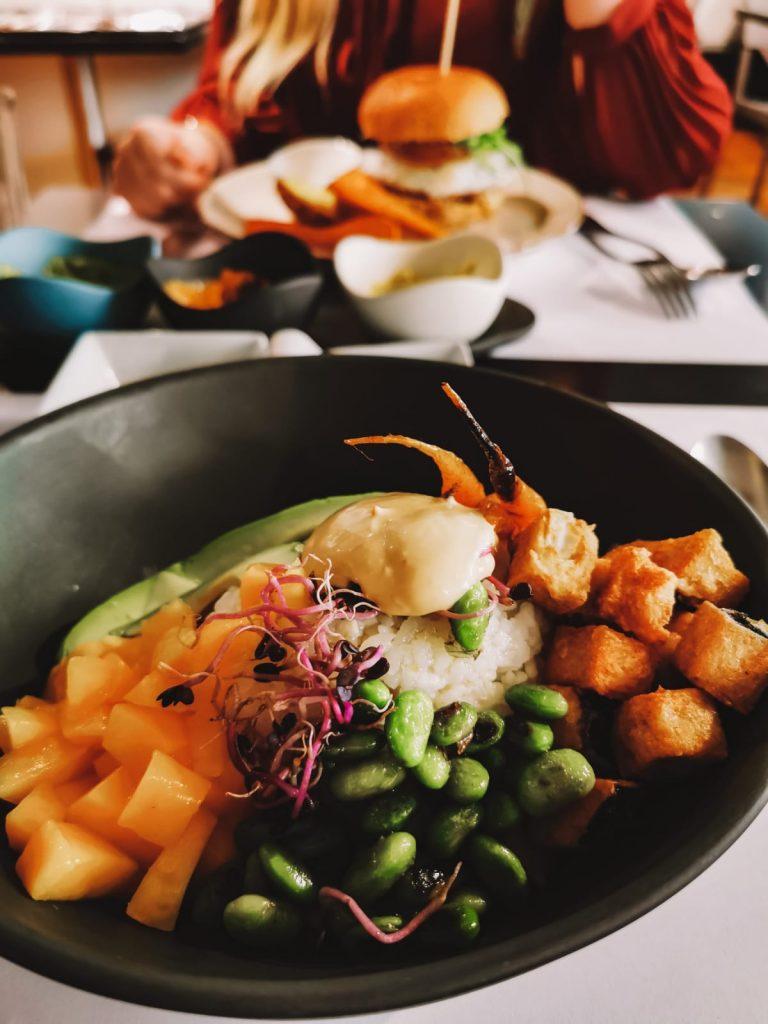 dove mangiare a Valencia-oslo-poke-bowl