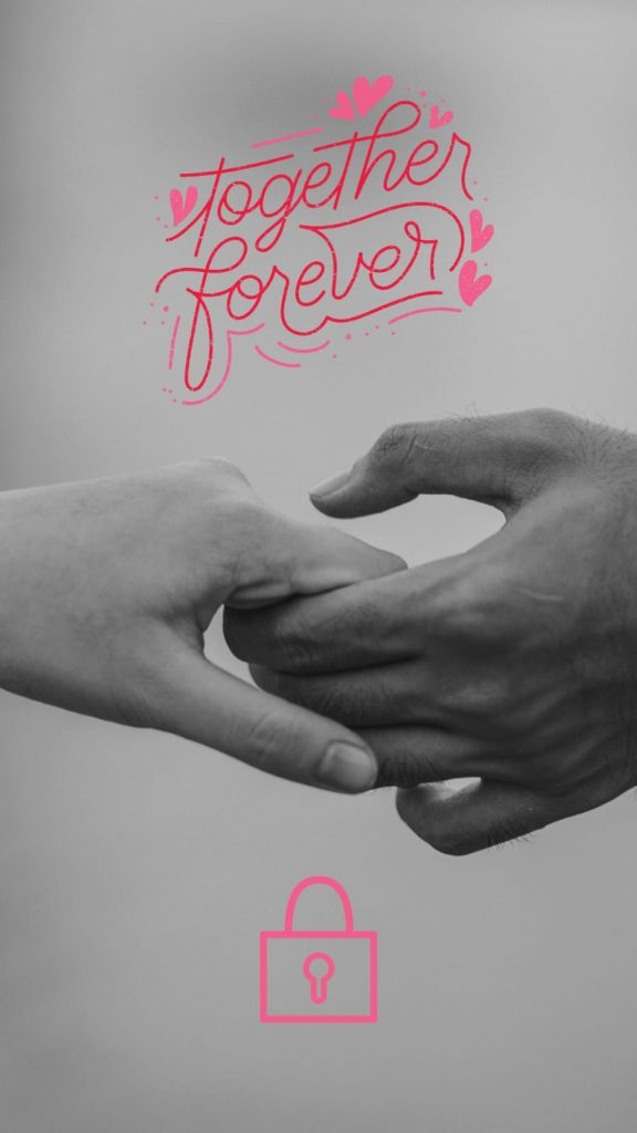 together forever sfondo