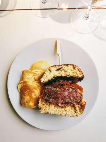 dove mangiare ad Asiago-hamburger