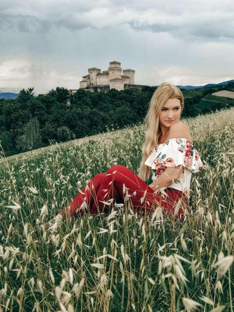visita al castello di torrechiara-visuale-migliore-castello