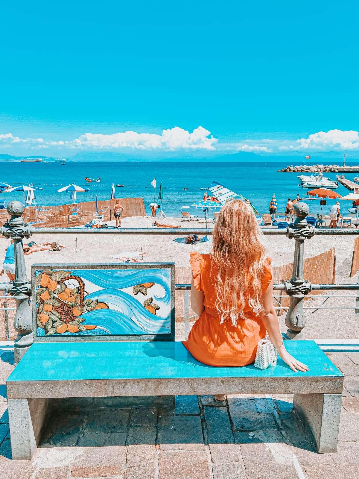 parcheggiare in Costiera Amalfitana-cetara