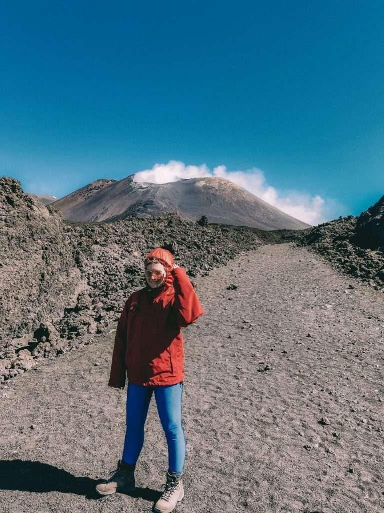 escursione ai crateri sommitali sull'Etna-abbigliamento
