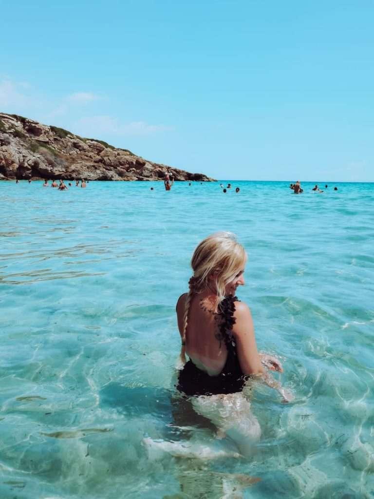 luoghi instagrammabili in Sicilia-calamosche