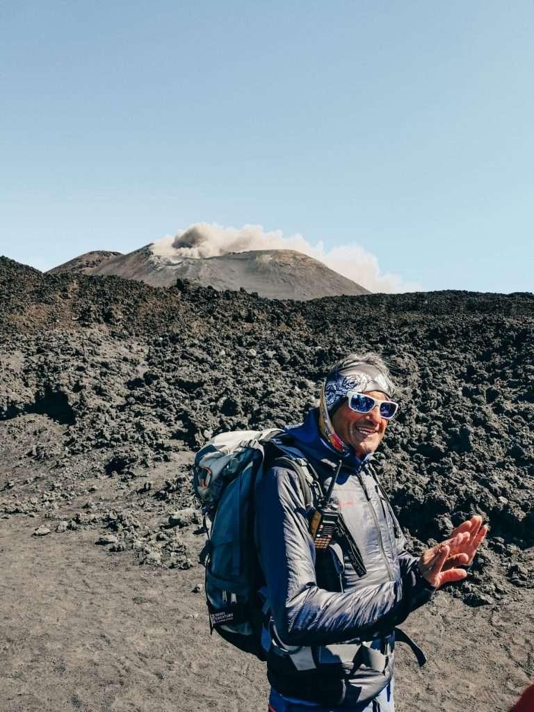 escursione ai crateri sommitali sull'Etna-guida-aitne