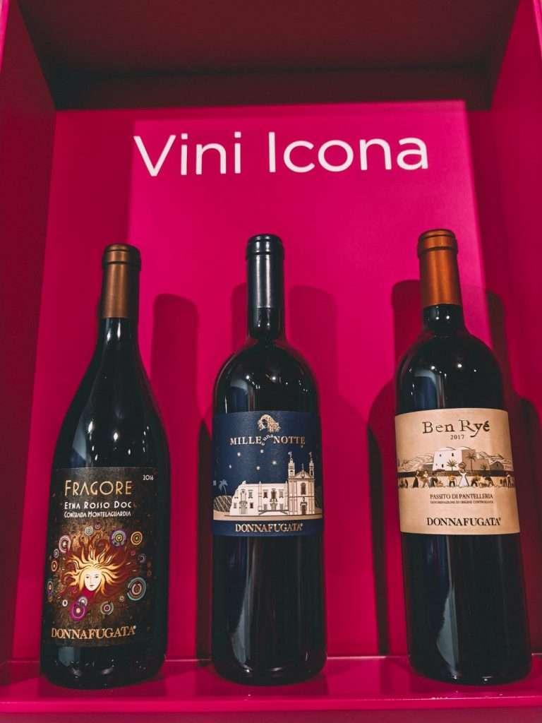 degustazione di Donnafugata-vini-icona