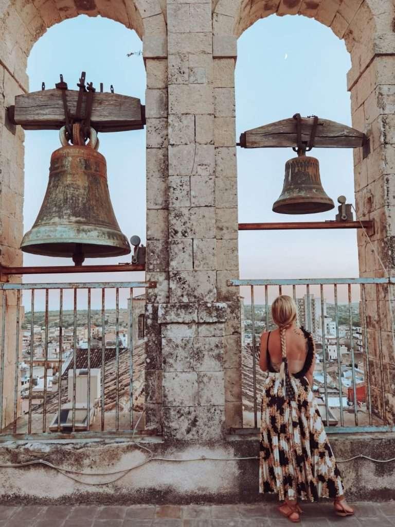 noto in un giorno-campanile